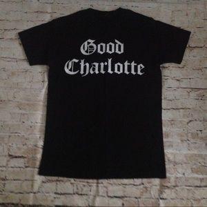 Tops - 💀5/$25 Good Charlotte tee shirt